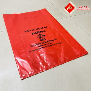 In túi nilon logo thương hiệu riêng theo yêu cầu