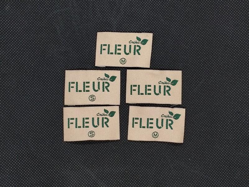 Mác dệt đẹp Fleur