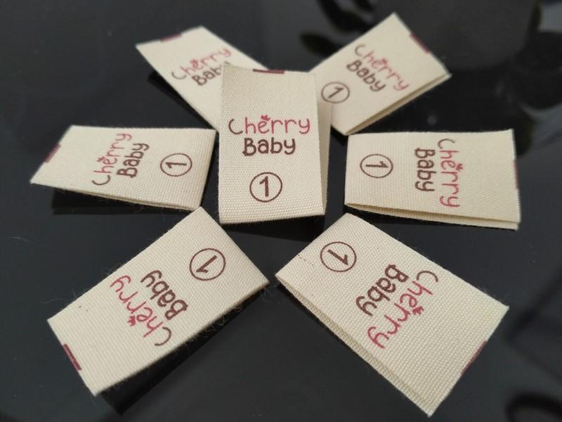 Mác cotton thương hiệu Cherry Baby