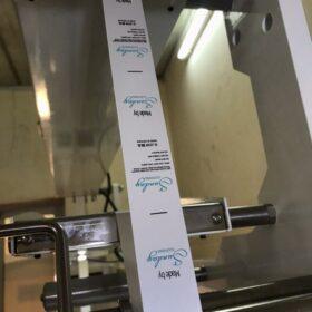 Quy trình sản xuất mác in satin tại In nhãn mác ACCA