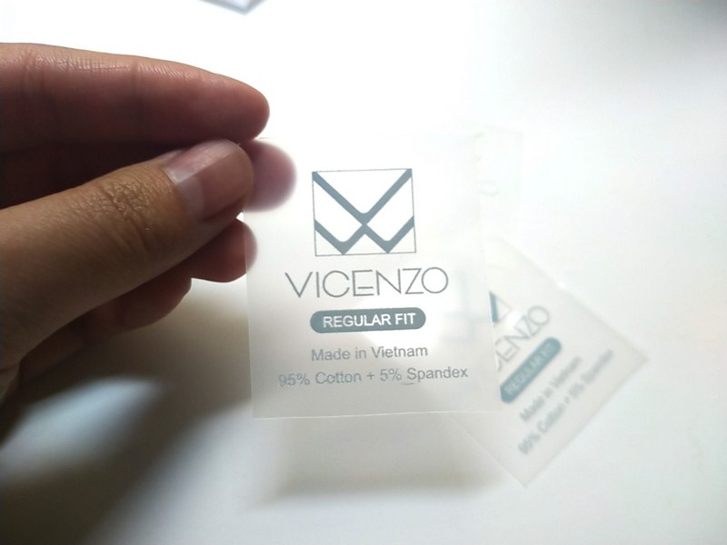 Sản phẩm cần gắn nhãn mác khi được giới thiệu đến khách hàng